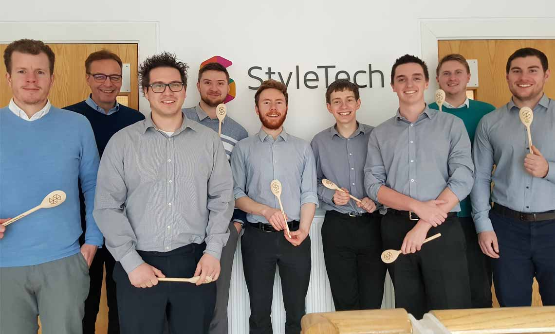 StyleTech Great Office Bake Off 2018